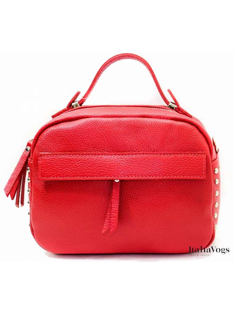 Женская сумка через плечо из НАТУРАЛЬНОЙ КОЖИ XM1581