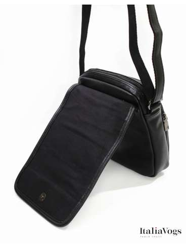 Мужская сумка через плечо DAVID JONES H694404C