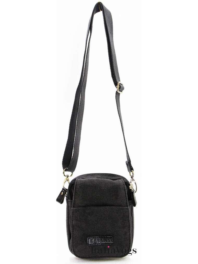 Мужская текстильная сумка через плечо KATANA K6562
