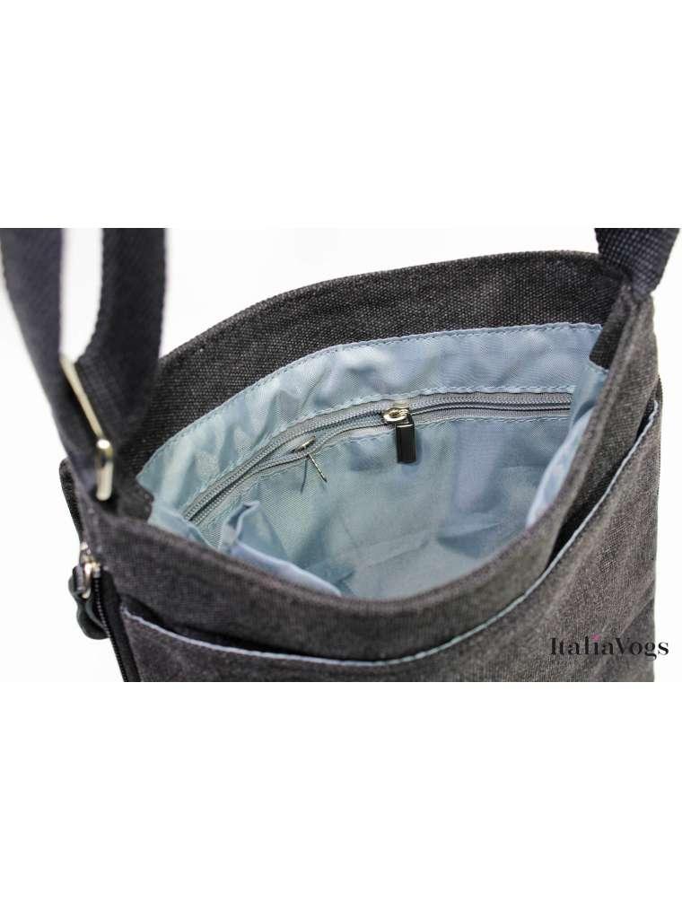 Мужская текстильная сумка через плечо KATANA K6568