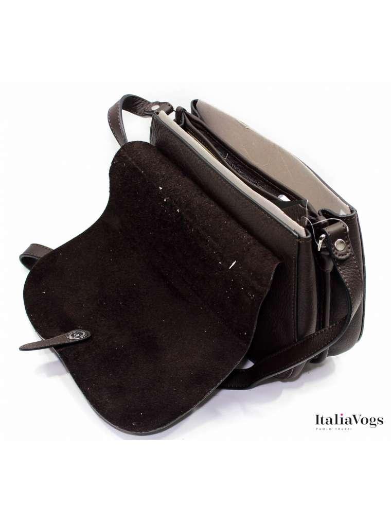 Женская сумка через плечо из НАТУРАЛЬНОЙ КОЖИ KATANA K83802