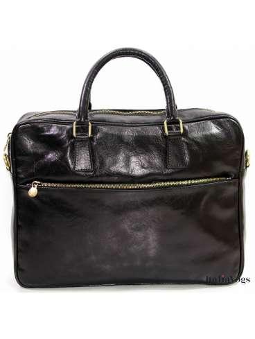 Мужская деловая сумка из НАТУРАЛЬНОЙ КОЖИ SE4400