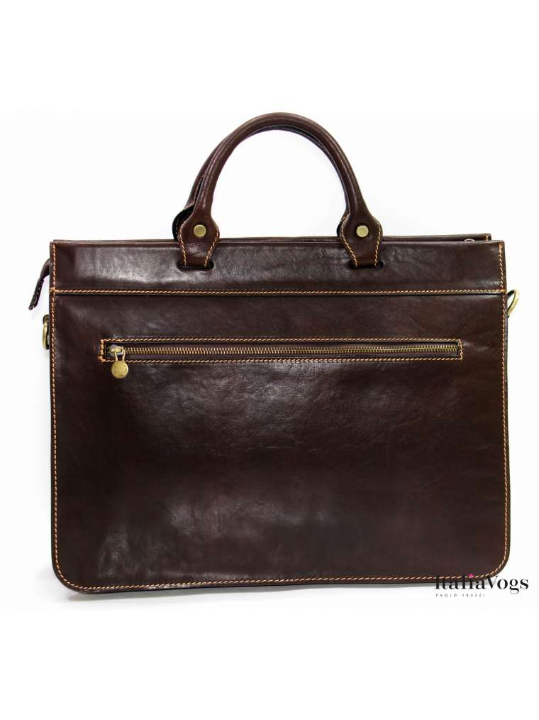 Мужская деловая сумка из НАТУРАЛЬНОЙ КОЖИ SE5800