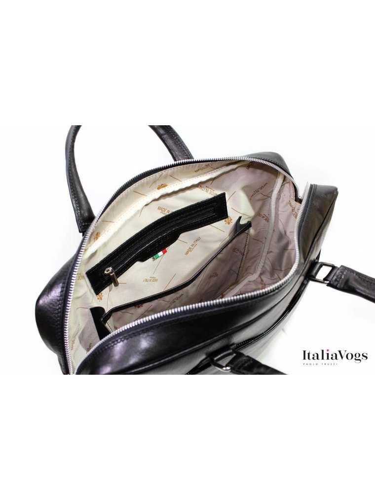 Мужская деловая сумка из НАТУРАЛЬНОЙ КОЖИ GI4900
