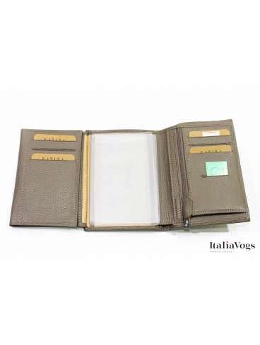 Портмоне для документов из НАТУРАЛЬНОЙ КОЖИ KATANA K953019