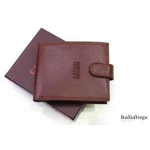 Мужское портмоне из НАТУРАЛЬНОЙ КОЖИ Y1071561