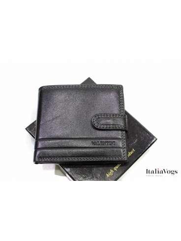 Мужское портмоне из НАТУРАЛЬНОЙ КОЖИ VALENTINI Y98704E
