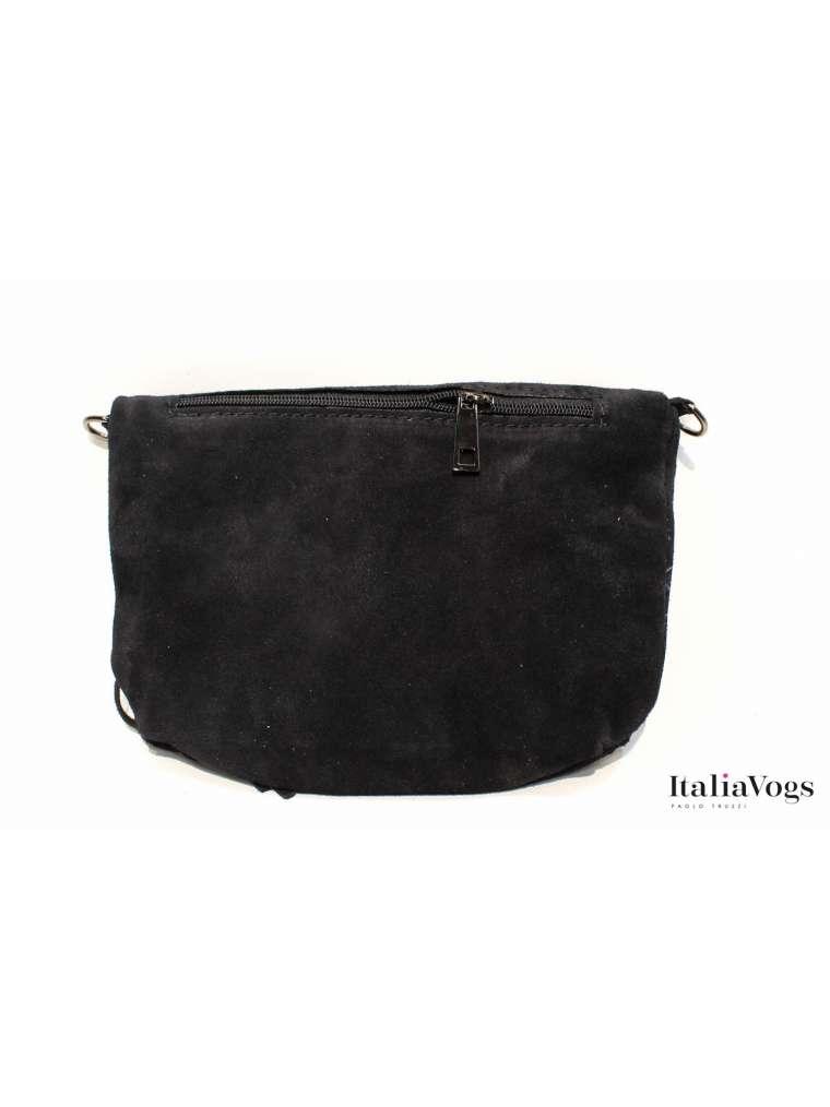 Женская сумка из НАТУРАЛЬНОЙ ЗАМШИ CA600
