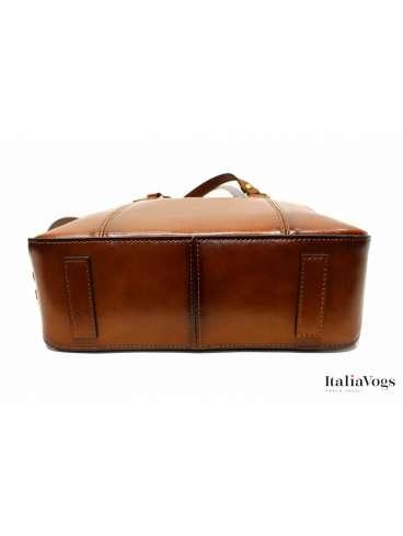 Женская сумка-рюкзак из НАТУРАЛЬНОЙ КОЖИ KATANA K64206