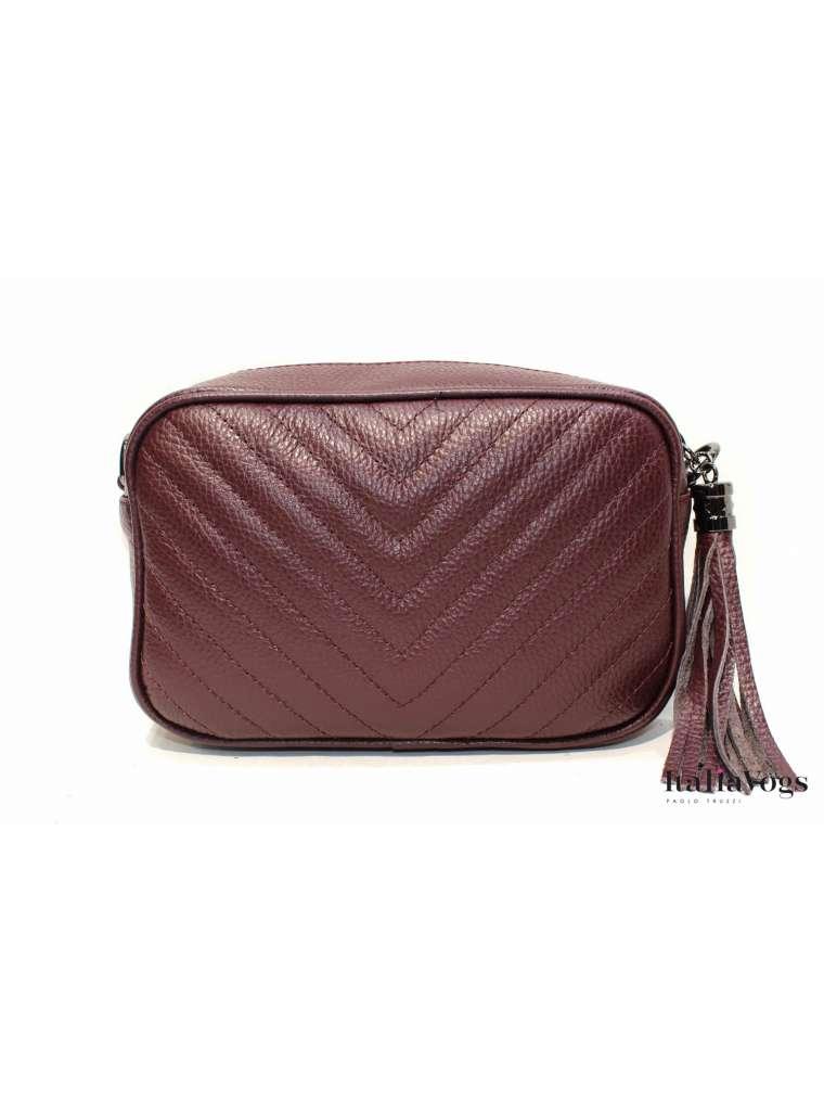 Женская сумка через плечо из НАТУРАЛЬНОЙ КОЖИ SE1350