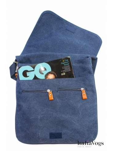 Мужская текстильная сумка через плечо KATANA K6505
