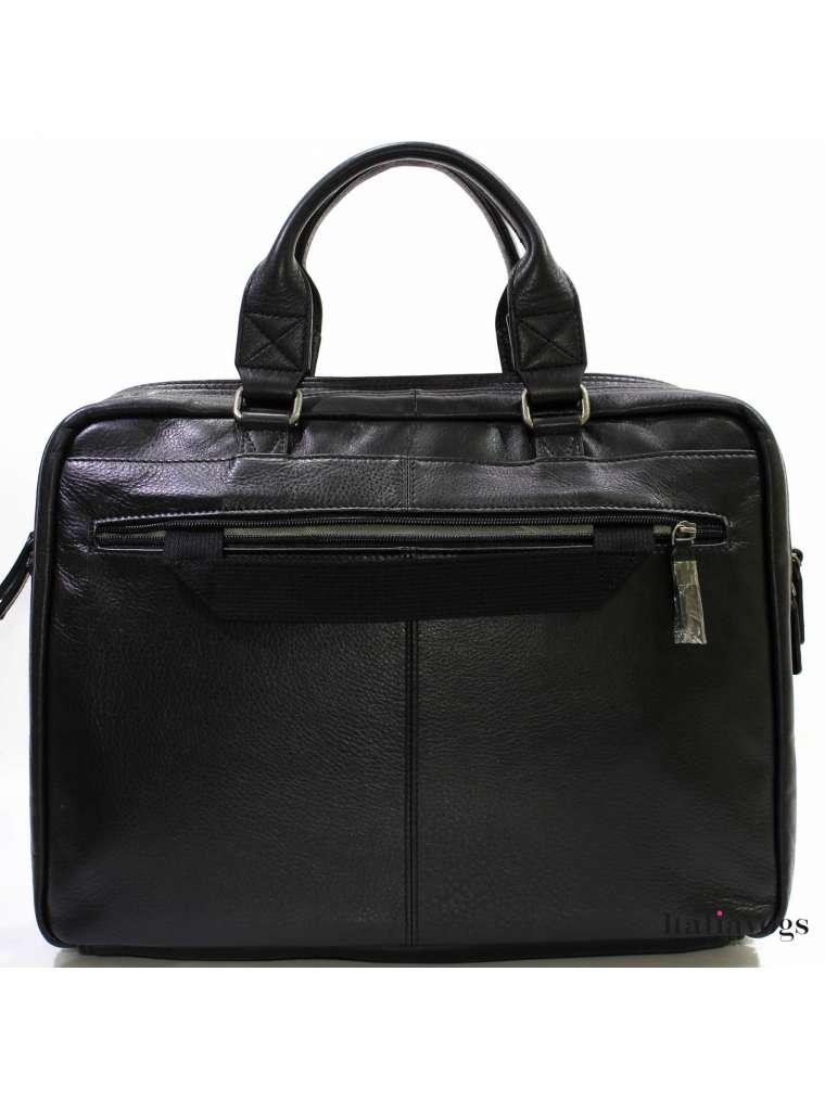 Мужская деловая сумка из НАТУРАЛЬНОЙ КОЖИ  KATANA K81615