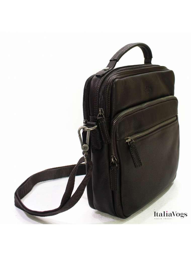 Мужская сумка из НАТУРАЛЬНОЙ КОЖИ KATANA K89617