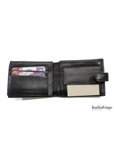 Мужское портмоне из НАТУРАЛЬНОЙ КОЖИ BVP819