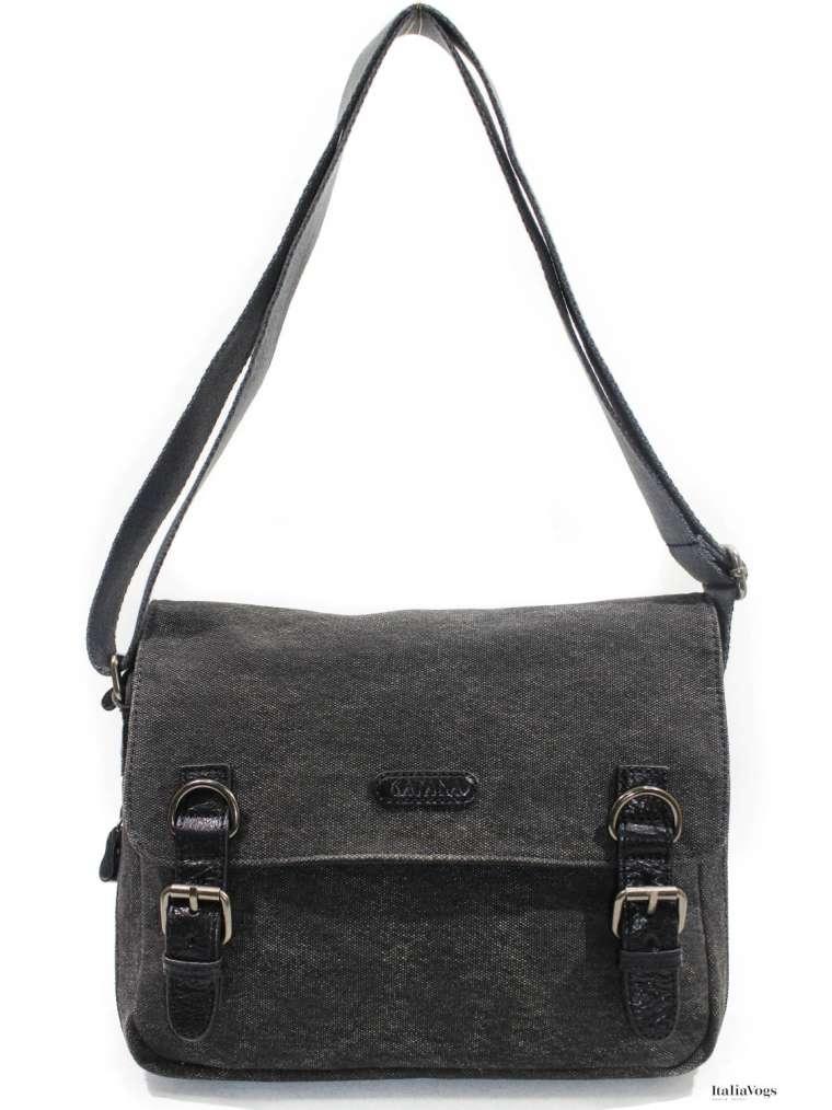 Мужская сумка на плечо K6582