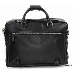Мужская сумка для ноутбука из НАТУРАЛЬНОЙ КОЖИ KATANA K69258