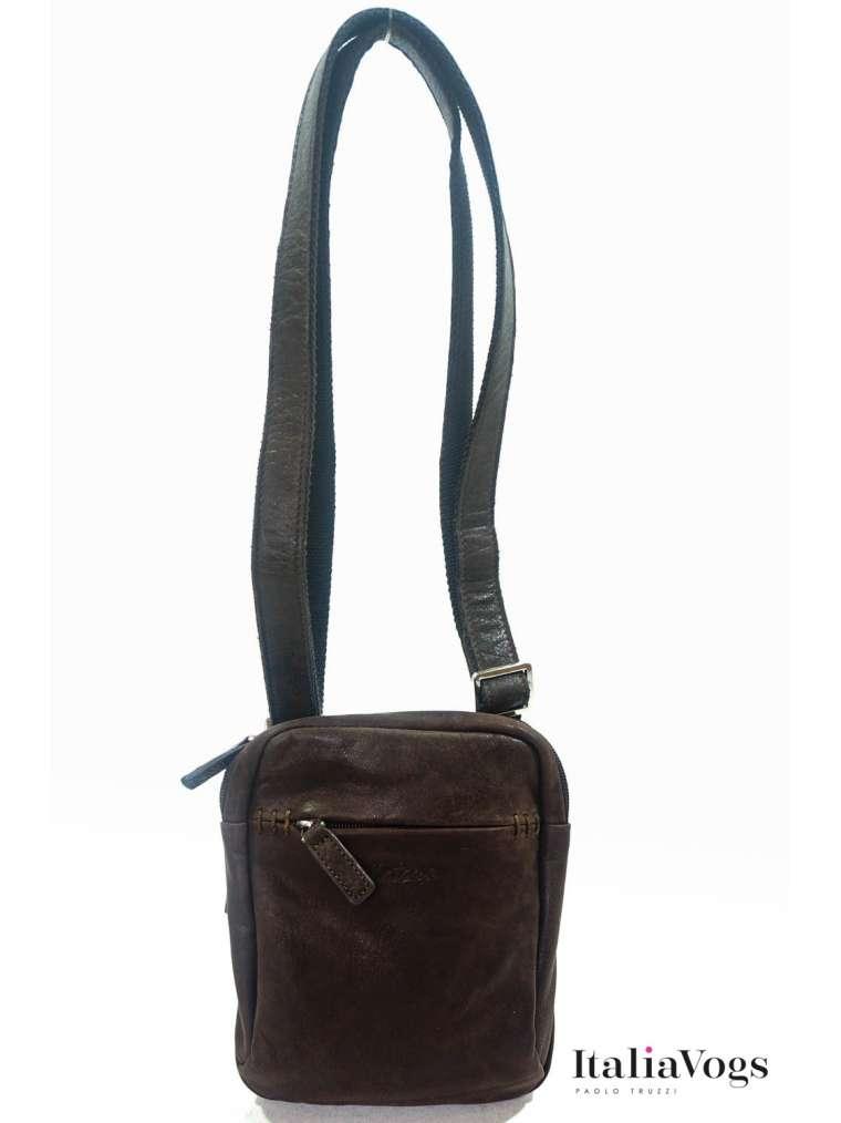 Мужская сумка из НАТУРАЛЬНОЙ КОЖИ KATANA K21160