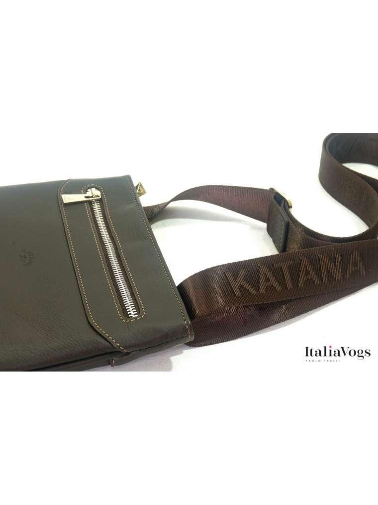Мужская сумка из НАТУРАЛЬНОЙ КОЖИ KATANA K89106