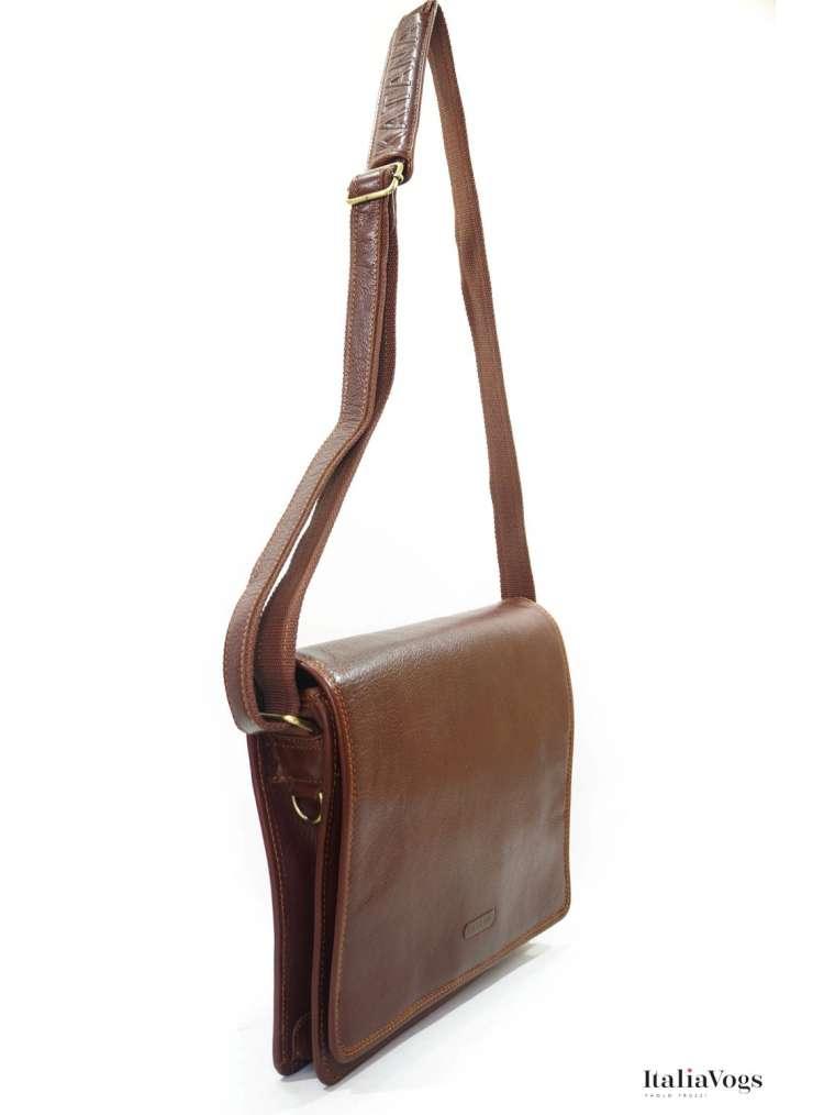 Деловая сумка для мужчин из НАТУРАЛЬНОЙ КОЖИ KATANA K36106