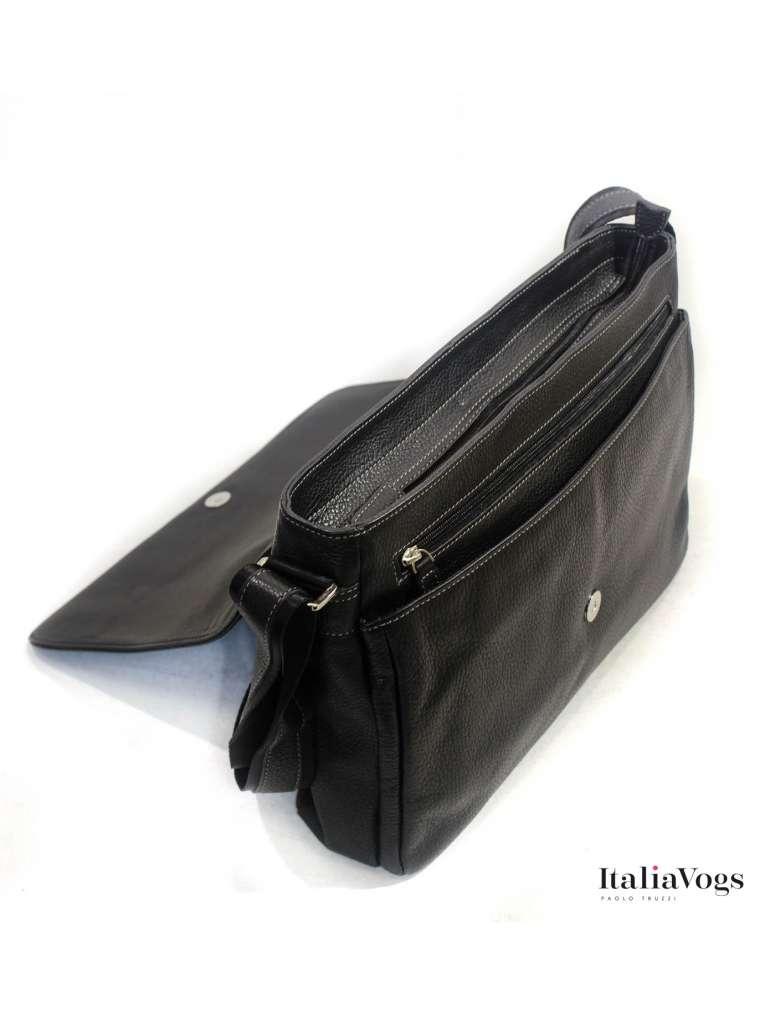 Мужская деловая сумка из НАТУРАЛЬНОЙ КОЖИ KATANA K83606