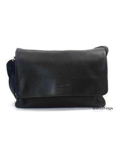 Мужская сумка на плечо из НАТУРАЛЬНОЙ КОЖИ KATANA K83607