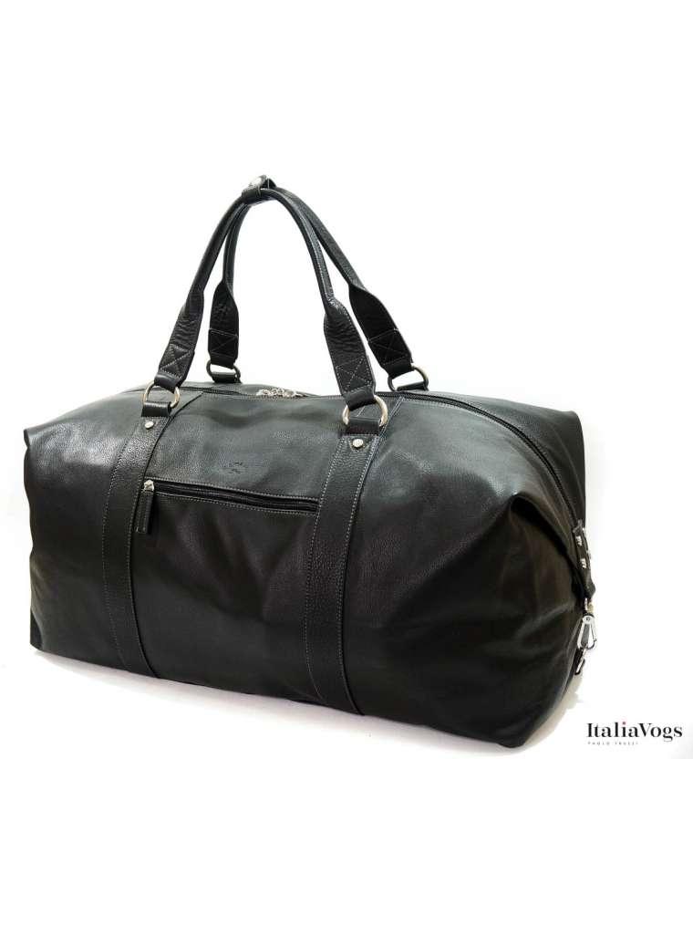 Дорожная сумка из НАТУРАЛЬНОЙ КОЖИ KATANA K69253