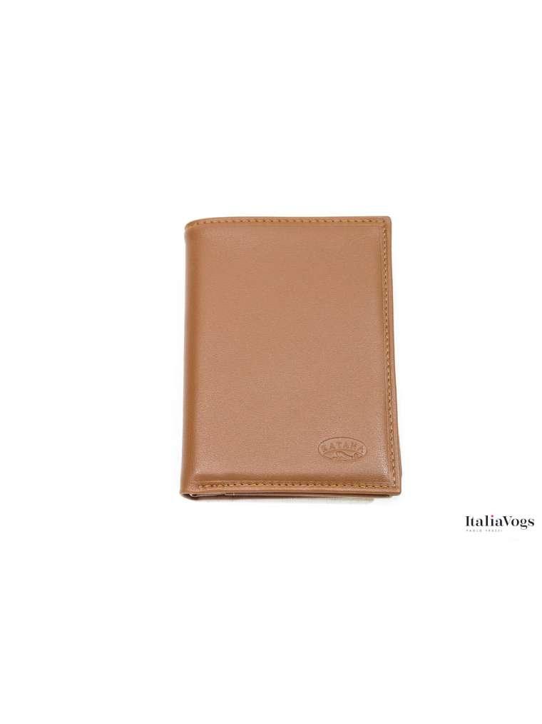 Кожаное портмоне для автодокументов KATANA K553046