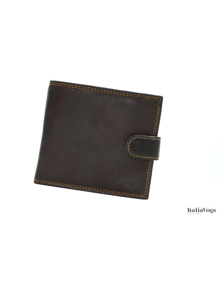 Мужское портмоне из НАТУРАЛЬНОЙ КОЖИ KATANA K753036