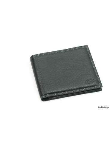 Мужское портмоне из НАТУРАЛЬНОЙ КОЖИ KATANA K753014