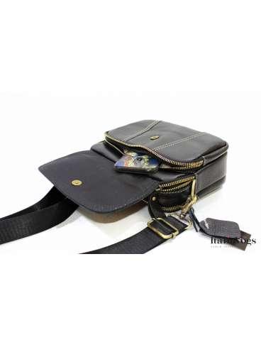 Мужская сумка из НАТУРАЛЬНОЙ КОЖИ D8060