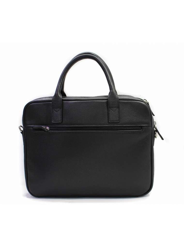 Деловая сумка для ноутбука из НАТУРАЛЬНОЙ КОЖИ KATANA K69362