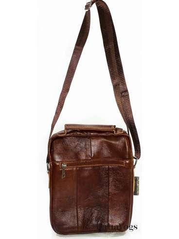 Мужская сумка через плечо из НАТУРАЛЬНОЙ КОЖИ VB1141