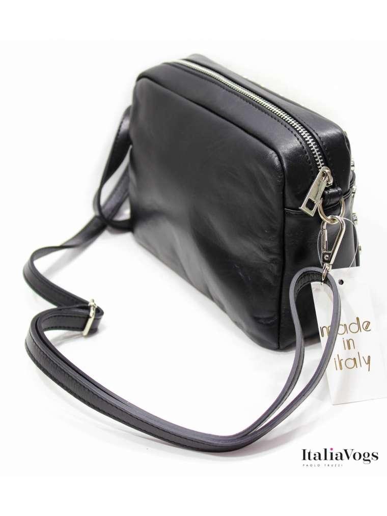 Женская сумка через плечо из НАТУРАЛЬНОЙ КОЖИ MIAE00