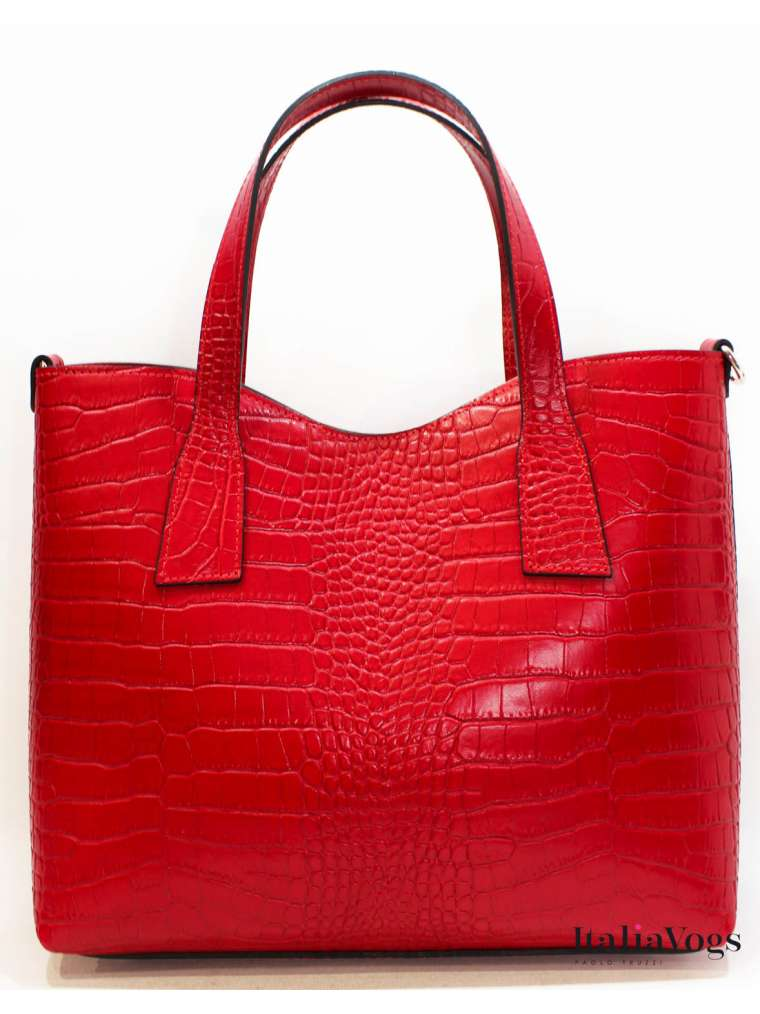 Женская сумка-шоппер из НАТУРАЛЬНОЙ КОЖИ A2506