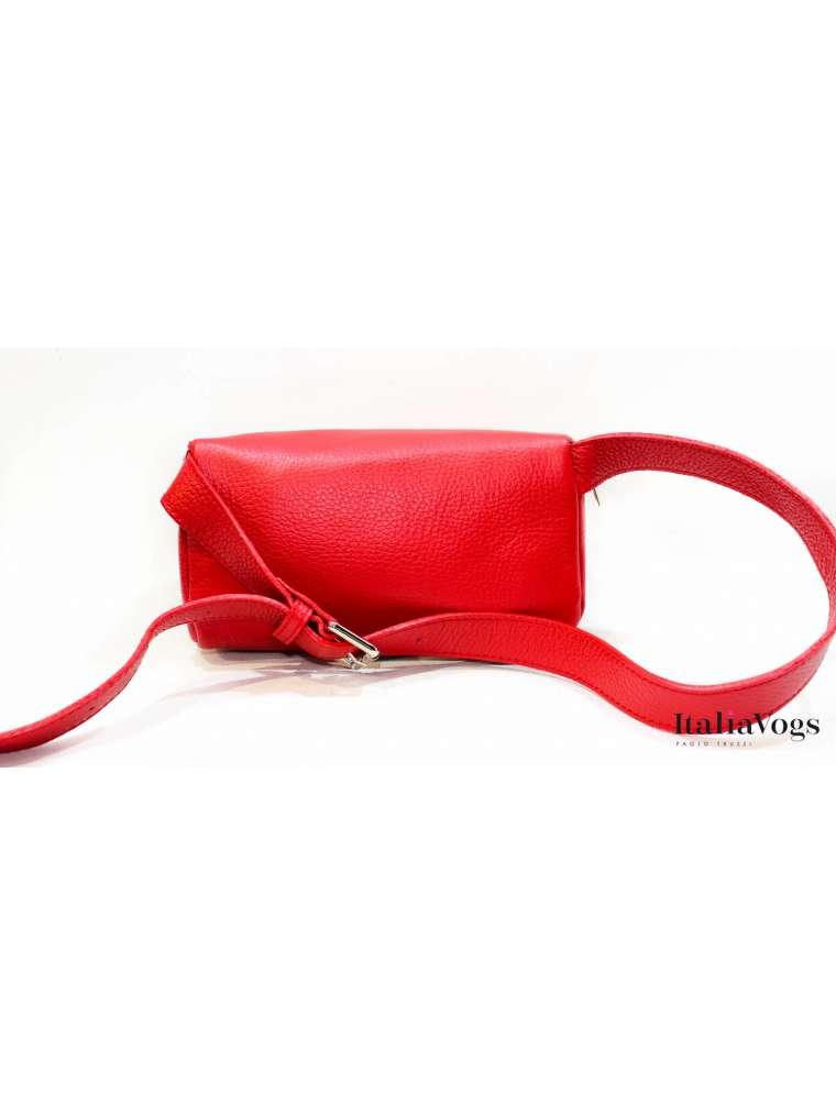 Женская поясная сумка из НАТУРАЛЬНОЙ КОЖИ X982