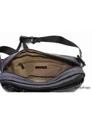 Мужская поясная сумка DAVID JONES H786601