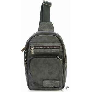 Мужская сумка на плечо DAVID JONES H787702