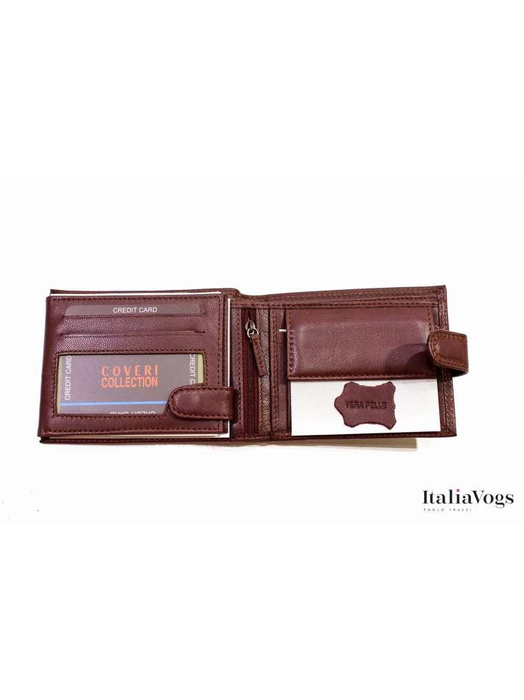 Мужское портмоне из НАТУРАЛЬНОЙ КОЖИ Y832260