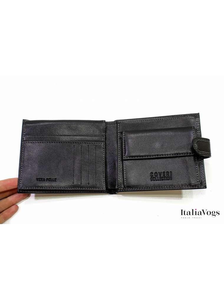 Мужское портмоне из НАТУРАЛЬНОЙ КОЖИ Y832298