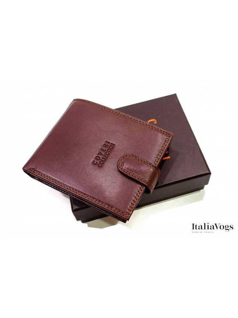 Мужское портмоне из НАТУРАЛЬНОЙ КОЖИ Y832561
