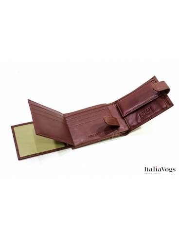 Мужское портмоне из НАТУРАЛЬНОЙ КОЖИ Y832562