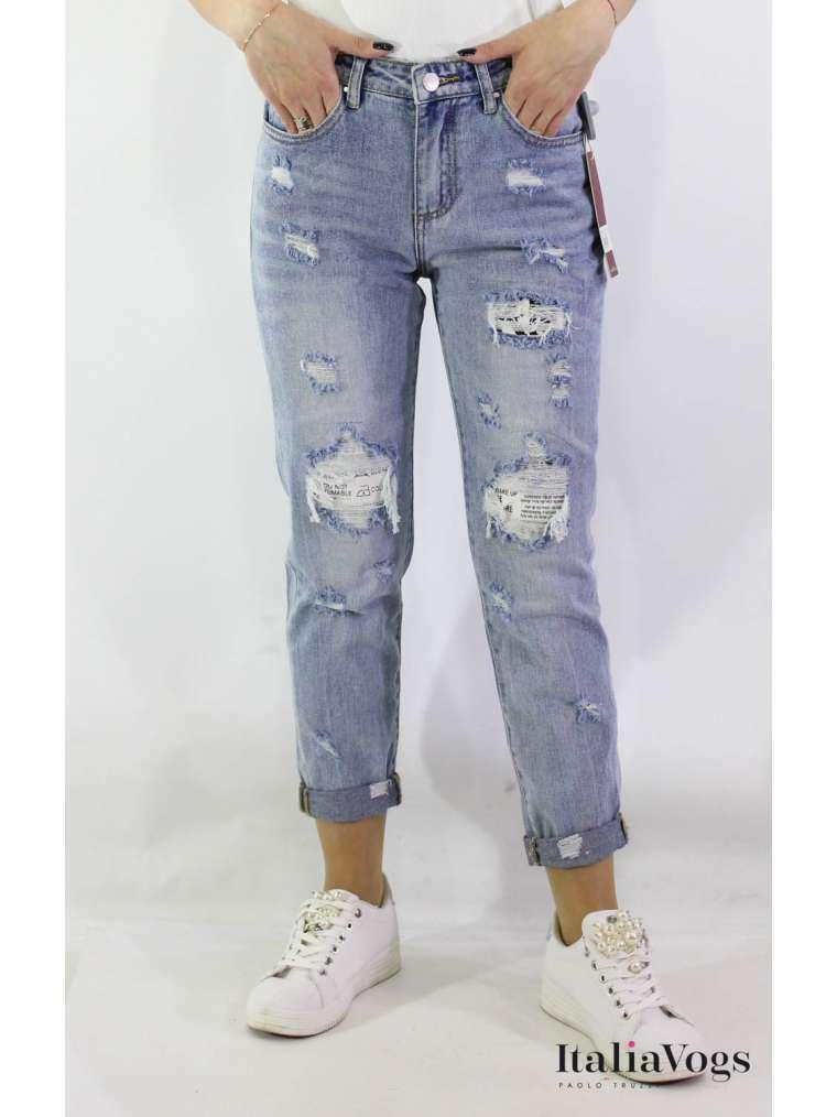 Женские джинсы MB012