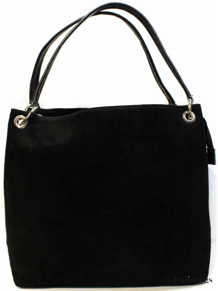 Женская сумка из НАТУРАЛЬНОЙ ЗАМШИ TU2200