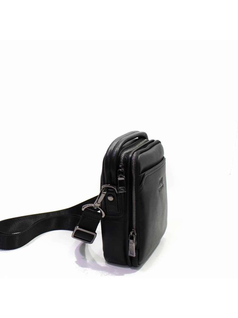 Мужская сумка через плечо из НАТУРАЛЬНОЙ КОЖИ Z4115