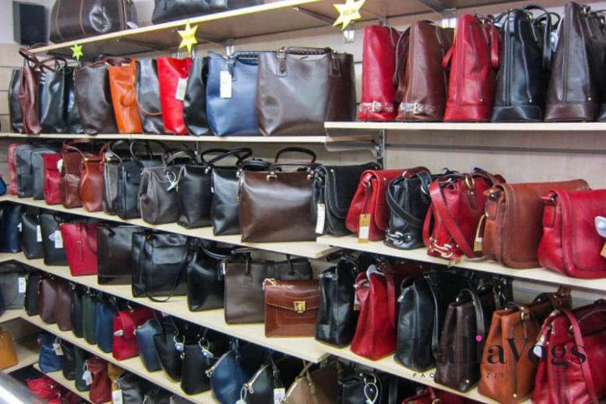 Женские сумки кожа