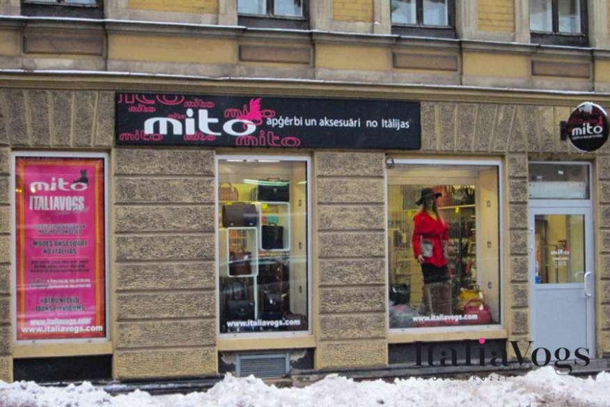 ITALIAVOGS MITO, Caka iela 36 Latvia, Riga