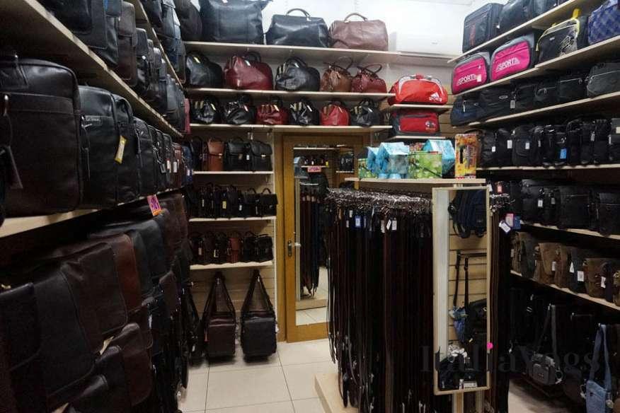 Мужские сумки и ремни