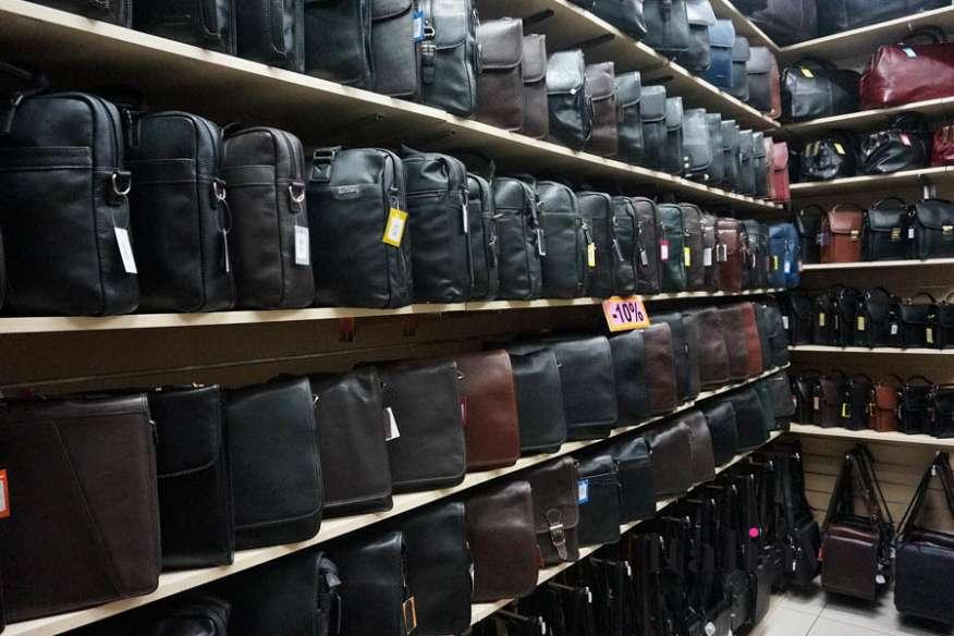 Мужские сумки кожа