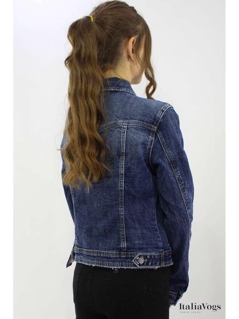 Женская джинсовая куртка MB8890