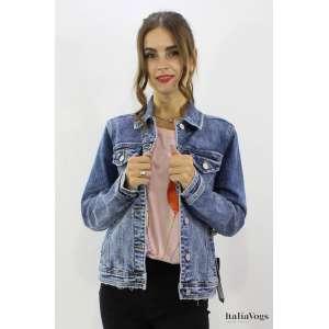 Женская джинсовая куртка MB8975
